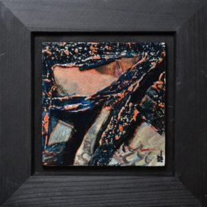 Petits tableaux carrés 22x22cm